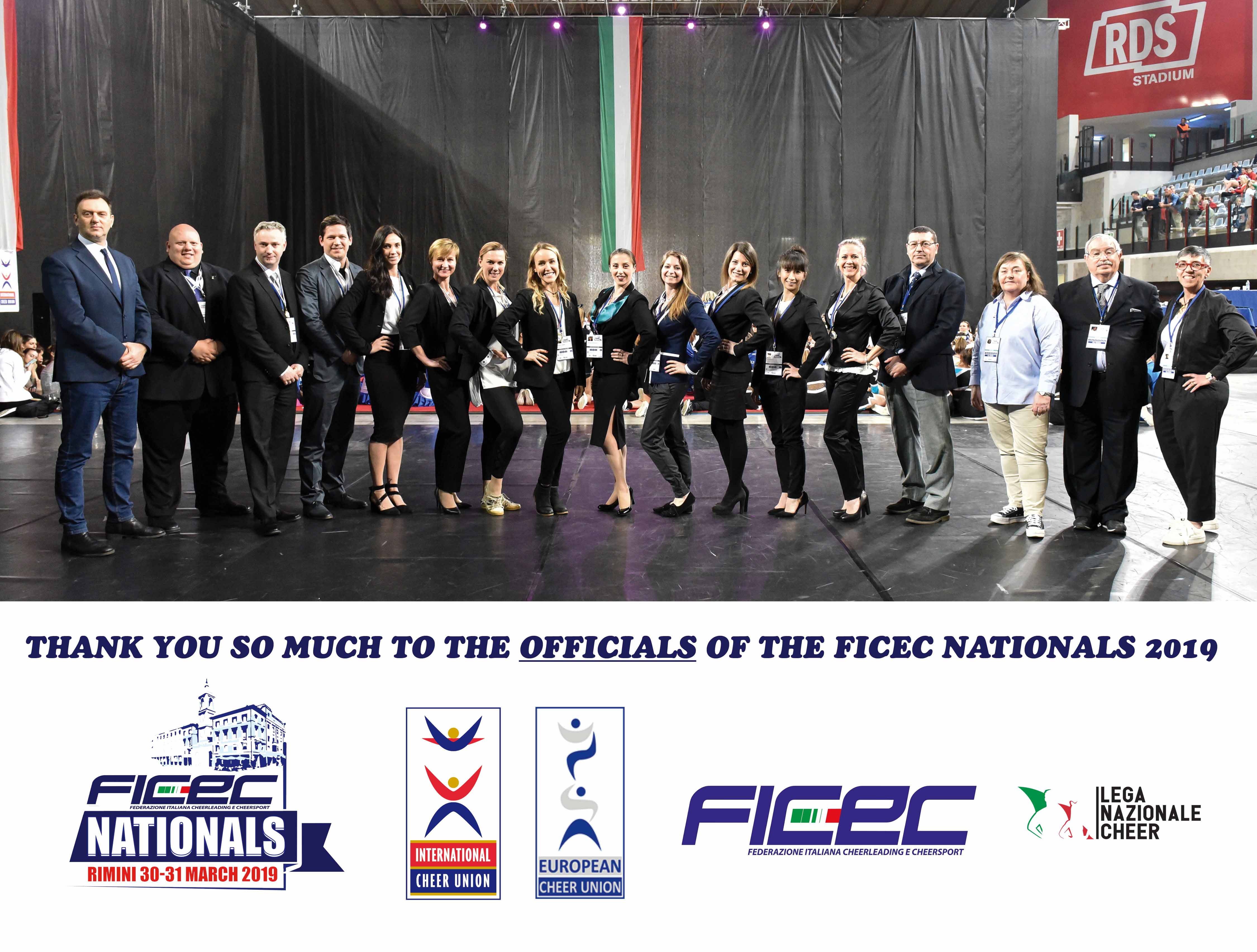 officials fnationals2019 LD